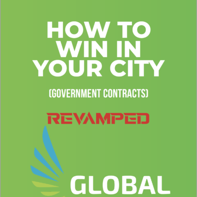"""""""How To Win In Your City"""" E-Book"""